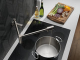 DELTA 1165LF Contemporary Wall Mount Pot Filler