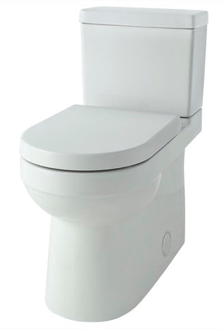 Gerber G0020196 Wicker Park™ 1.28gpf Two-Piece Elongated Toilet