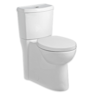 American Standard Studio Dual Flush Right Height Elongated 1.1/1.6gpf Toilet