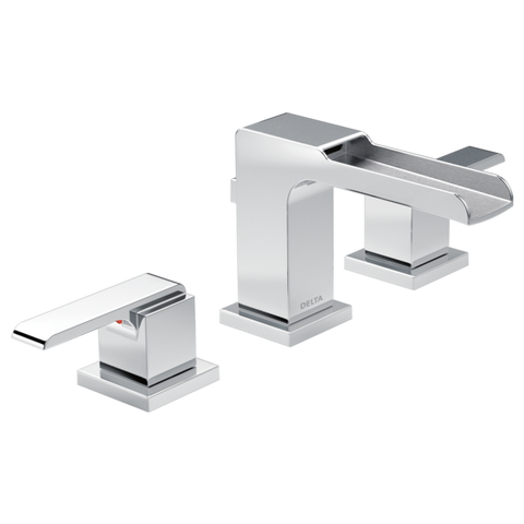 DELTA 3568LF Ara® Two Handle Widespread Lavatory Faucet