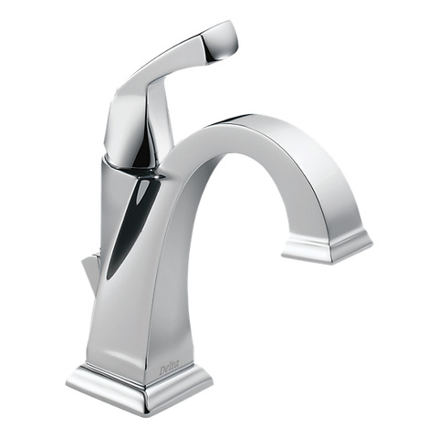 DELTA 551 Dryden™ Single Handle Lavatory Faucet