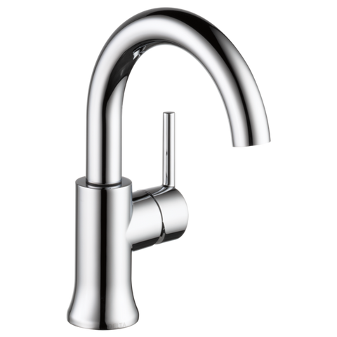 DELTA 559HA Single Handle High-Arc Bathroom Faucet