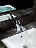 DELTA 568LF ARA® Single Handle Channel Bathroom Faucet