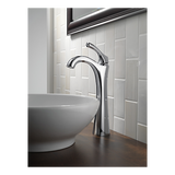 DELTA FAUCET Addison™ Single Handle Vessel Lavatory Faucet