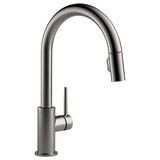 DELTA 9159-DST Trinsic® Single Handle Pull-Down Kitchen Faucet