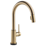 Delta 9159T Pull-Down Kitchen Faucet with Touch2O®Technology
