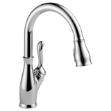 DELTA FAUCET Leland® Single Handle Pull-Down Kitchen Faucet