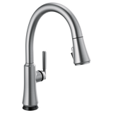 DELTA 9179T Single Handle Pull Down Kitchen Faucet With Touch2O Technology