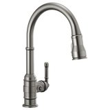 DELTA 9190-DST Single Handle Pull-Down Kitchen Faucet