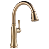 DELTA 9197 Cassidy™ Single Handle Pull-Down Kitchen Faucet
