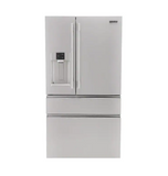 FRIGIDAIRE PRMC2285AF Professional 21.4 Cu. Ft. Counter-Depth 4-Door French Door Refrigerator