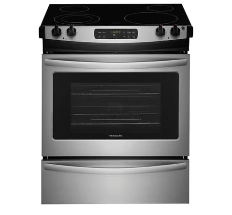 Frigidaire FFES3026TS 30'' Slide-In Electric Range