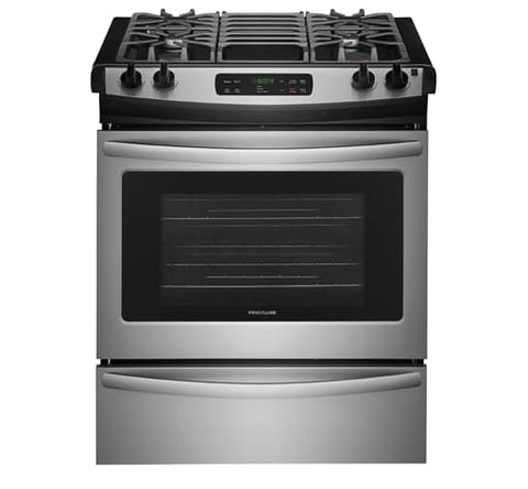 Frigidaire FFGS3026TS 30'' Slide-In Gas Range