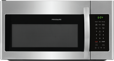 FRIGIDAIRE FFMV1846VS 1.8 Cu. Ft. Over-The-Range Microwave