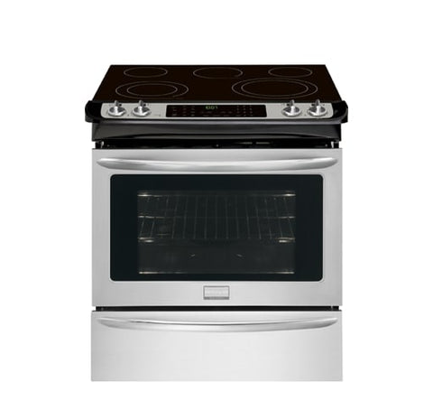 FRIGIDAIRE FGES3065PF Gallery 30'' Slide-In Electric Range