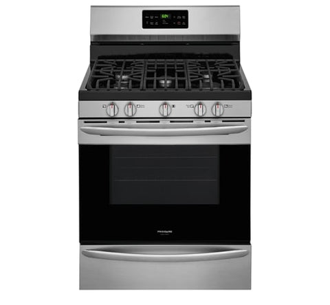 FRIGIDAIRE Gallery FGGF3036TF Gas Range - Stainless Steel