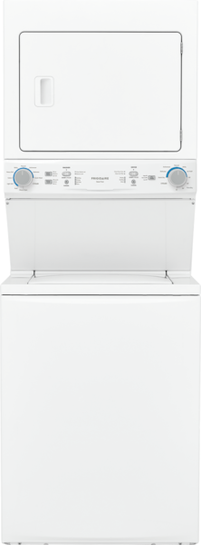FRIGIDAIRE FLCG7522AW Gas Washer/Dryer Laundry Center