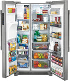 Frigidaire FPSC2278UF Professional 22.0 Cu. Ft. Counter-Depth Side-by-Side Refrigerator