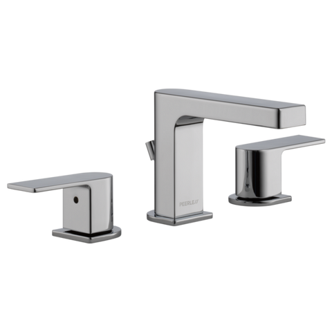 PEERLESS P3519LF XANDER® Two-Handle Widespread Lavatory Faucet Model