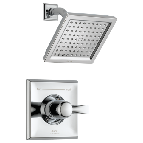 DELTA T14251-WE Monitor 14 Series Shower Trim With Valve