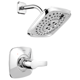 DELTA FAUCET T14252 TESLA® Monitor® 14 Series H2Okinetic® Shower Trim
