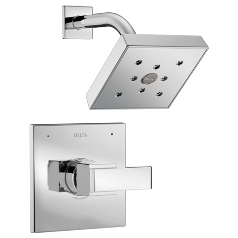 DELTA T14267 ARA® Monitor® 14 Series H2Okinetic® Shower Trim and Valve