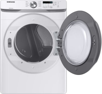 SAMSUNG DVG45T6000W/A3 7.5 cu. ft. Gas Dryer with Sensor Dry