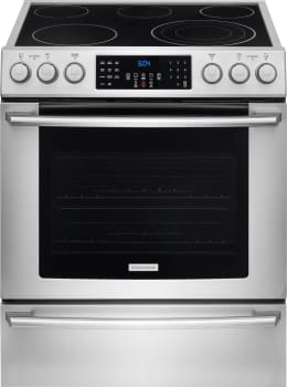 ELECTROLUX EI30EF45QS 30'' Electric Front Control Freestanding