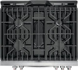 Frigidaire Gallery FGGH3047VF 30'' Front Control Gas Range with Air Fry