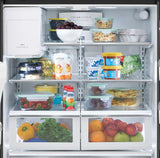 FRIGIDAIRE FGHD2368TD Gallery 21.7 Cu. Ft. Counter-Depth French Door Refrigerator
