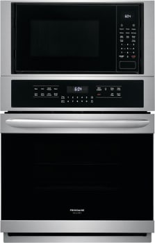 FRIGIDAIRE Gallery FGMC2766UF 27'' Electric Wall Oven/Microwave