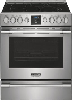 FRIGIDAIRE PCFE3078AF Professional 30'' Electric Range with Air Fry
