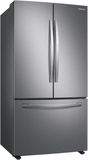SAMSUNG 28 cu. ft. Large 3-Door French Door Refrigerator in Stainless Steel