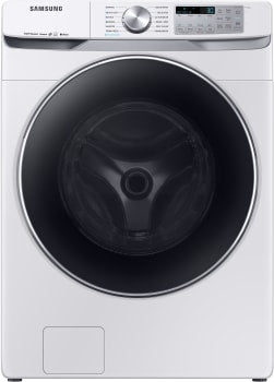 SAMSUNG WF45R6300AW/US 4.5 cu. ft. Smart Front Load Washer White