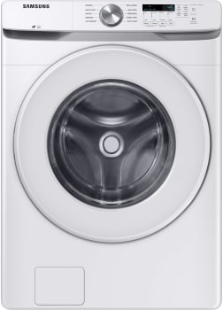 SAMSUNG WF45T6000AW/A5 4.5 cu. ft. Front Load Washer with Vibration Reduction Technology