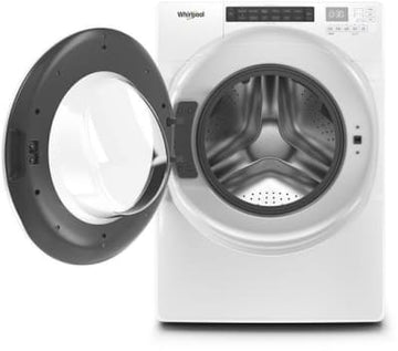 WHIRLPOOL WFW560CHW 4.3 cu. ft. Closet-Depth Front Load Washer