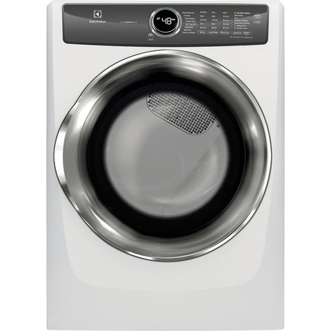 ELECTROLUX EFME527U Front Load Electric Dryer with LuxCare® Dry and Instant Refresh - 8.0 Cu. Ft.