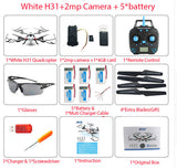 Waterproof Drone JJRC H31 No Camera Or With Camera Or Wifi FPV Camera Headless Mode RC Quadcopter Helicopter Vs Syma X5c Dron
