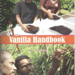 The Vanilla Handbook by Piero Bianchessi - jonesflavors.com