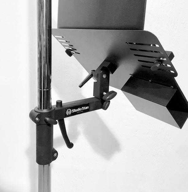 Studio Camera Stand Large Accessory Shelf STA-01-395