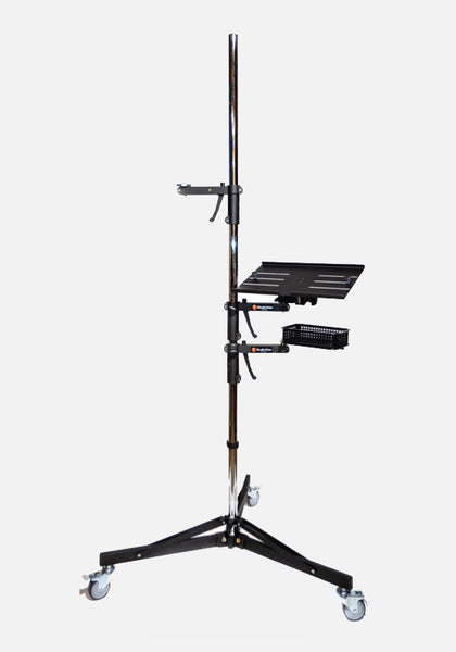 Studio Camera Stand Portable Side Kick 3-section STA-06-093 Full Option Kit