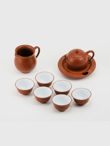 Red Clay Gong Fu Set