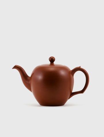 Large Classic Red Clay Teapot