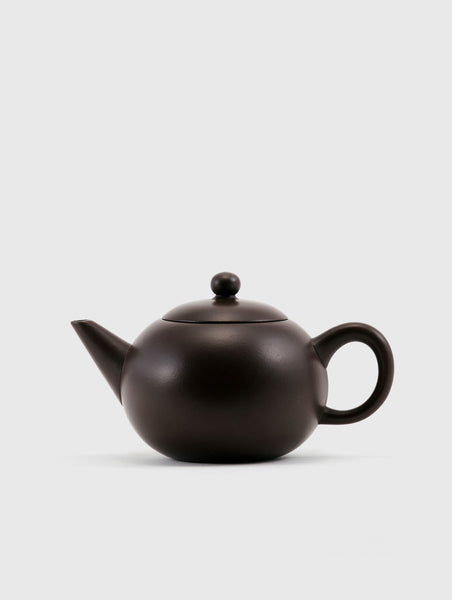 Classic Purple Clay Teapot