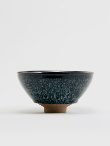 Star-Dust Glaze Chawan
