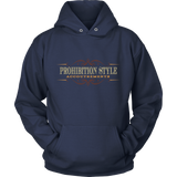 Prohibition Style Logo Hoodie - Prohibition Style