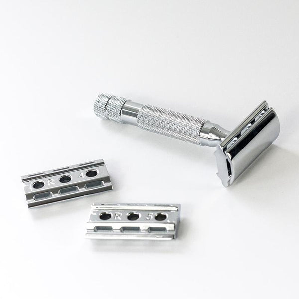 ROCKWELL 6C RAZOR - WHITE CHROME