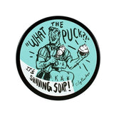 "RazoRock ""What the Puck?!"" Shaving Soap - Blue Barbershop - Prohibition Style"