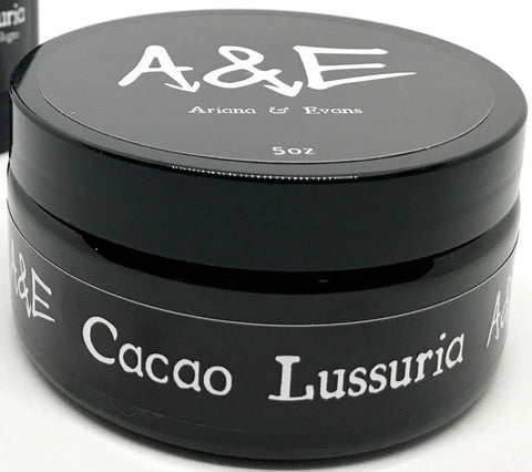 Ariana and Evans - Cacao Lussuria Shaving Soap - Prohibition Style