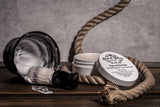 Henri Et Victoria - Cognac and Cuban Cigars - Shaving Soap 4oz - Prohibition Style